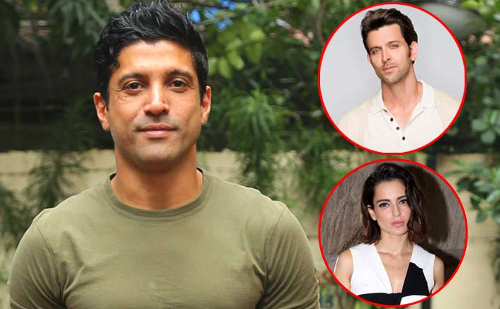 Let's not discriminate: Farhan on Hrithik-Kangana row