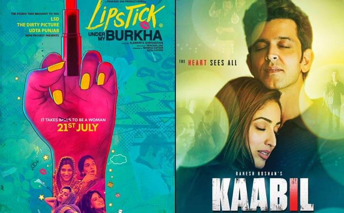 Lipstick Under My Burkha Surpasses Kaabil In The List Of Most Profitable Films Of 2017
