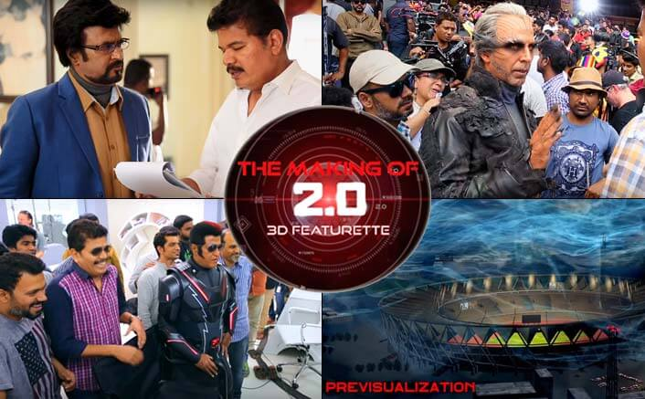 Rajinikanth Says 2.0 Is Not Less Than Any Big Hollywood 3D Movie