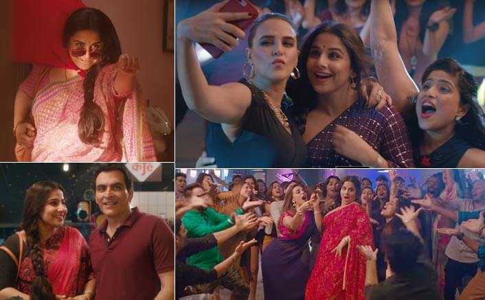 MUST WATCH! Hawa Hawai 2.0 From Tumhari Sulu Has Vidya Rocking Her Dance Moves
