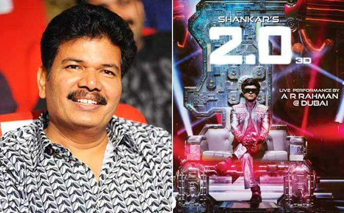 Not Tamil, it's an Indian film: Shankar on '2.0'