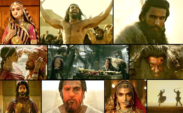 Padmavati Trailer: 10 Goosebumps Moments From This 3 Minutes Of Epicness