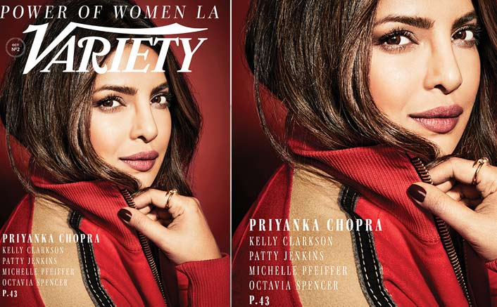 Priyanka becomes one of Variety's coveted Power of Women honorees