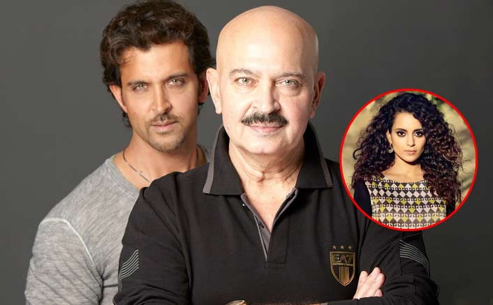 Kangana Ranaut's sister Rangoli hits out at Hrithik Roshan