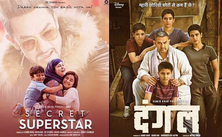 For me, Secret Superstar is a bigger film than Dangal: Aamir Khan
