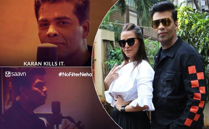 Things Karan Johar reveals on #NoFilterNeha!