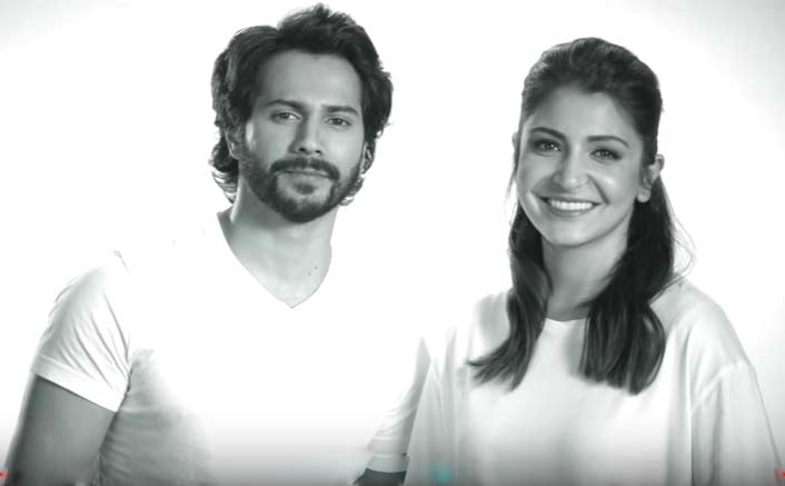 Anushka and Varun Celebrate Mahatma Gandhi for Sui Dhaaga-Made in India