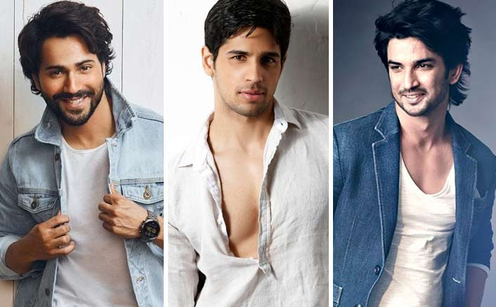 Varun Dhawan, Sidharth Malhotra Or Sushant Singh Rajput: Who's The Real King Of Youth Brigade?