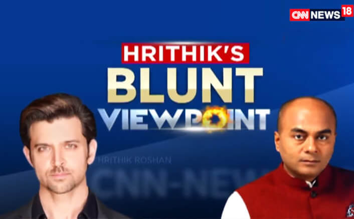 Bhupendra Chaubey In Conversation With Hrithik Roshan