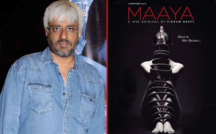 Vikram Bhatt's 'Maaya' heads to web fest in France