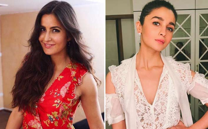 Watch: Katrina Kaif & Alia Bhatt's Workout Video Will Give You Fitness Goals