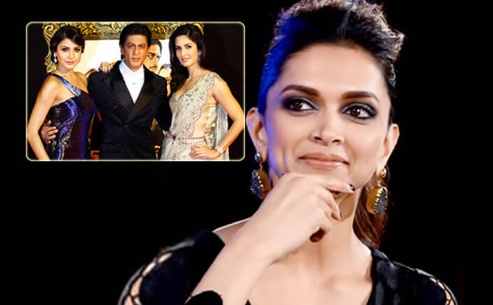 WOW! Deepika to join Katrina and Anushka in Shah Rukh's dwarf movie