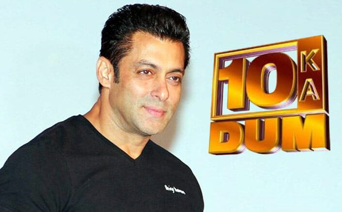 '10 Ka Dum' to return with Salman as host 'very soon'te