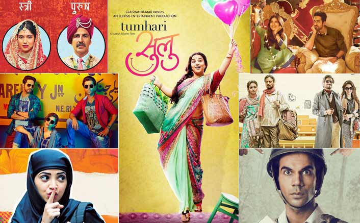 7 Films of 2017 which proved that content is king!