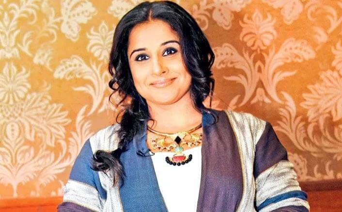 An actor needs to be shameless: Vidya Balan