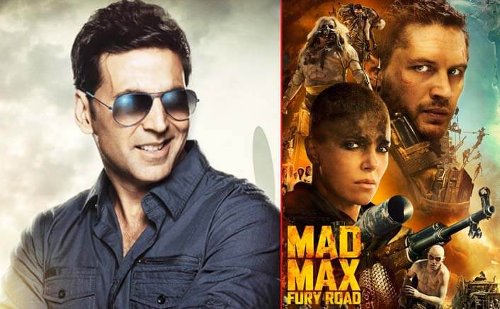 Akshay Kumar's Kesari ropes in stunt coordinator of Mad Max: Fury Road