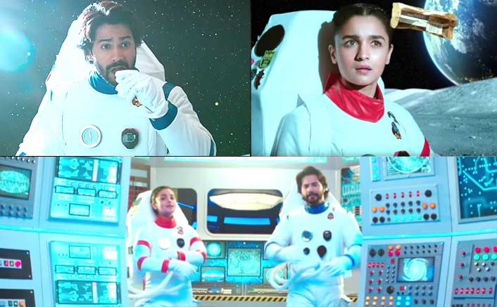 Alia Bhatt & Varun Dhawan Turn Astronauts For A Great Cause