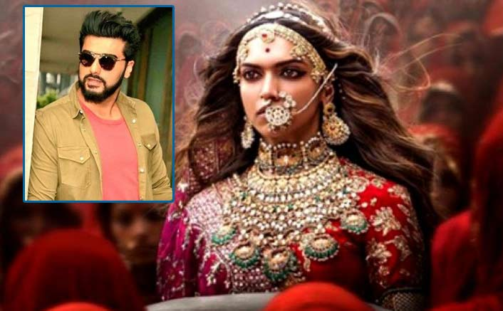 Arjun Kapoor Supports Sanjay Leela Bhansali's Padmavati, Says His Vision Must Be Trusted