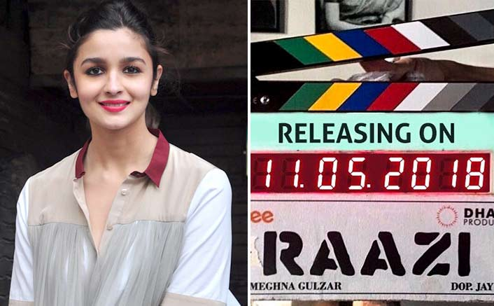 Audience will see me in different avatar in 'Raazi': Alia Bhatt