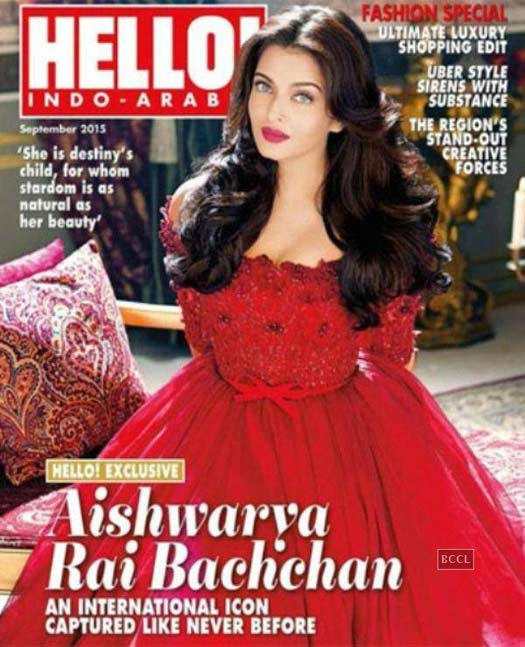 After Aaradhya's birth, Aishwarya was criticised for weight gain. That upset Abhishek