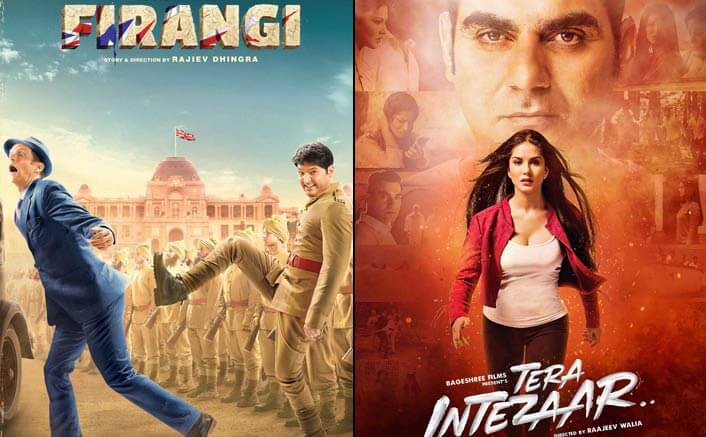 Box Office Predictions - Firangi and Tera Intezar release this weekend