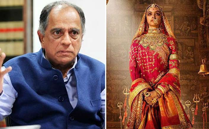"""Controversy on his projects is created by people"" Pahlaj Nihalani On Padmavati Row"
