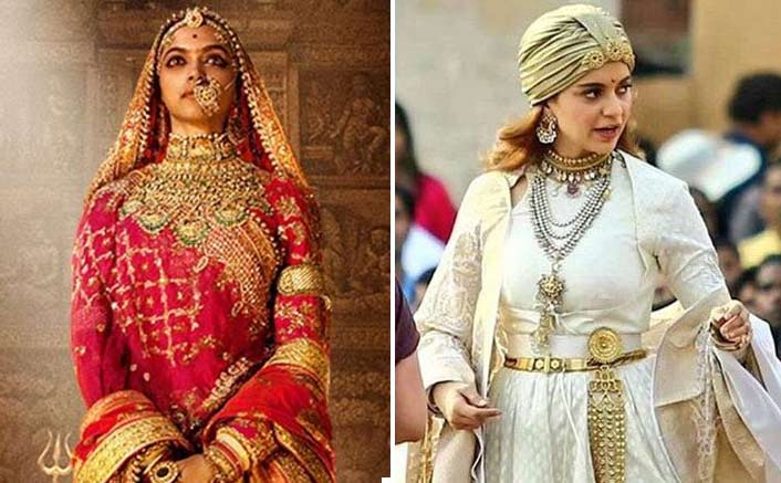 Deepika Padukone As Rani Padmavati Or Kangana Ranaut As Rani Laxmibai; Who Bettered The Queen Look?