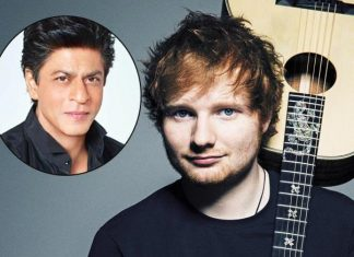 Ed Sheeran Thinks A Film Collaboration With Shah Rukh Khan Would Be Quite Cool