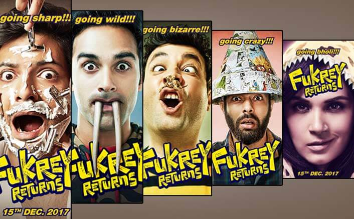 GO SHARP! WILD! BIZARRE! CRAZY! With The Fukrry Returns Boys