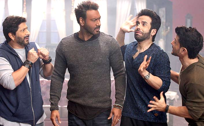 Golmaal Again Crosses 200 Crores At The Indian Box Office; Biggest Bollywood Blockbuster Of The Year