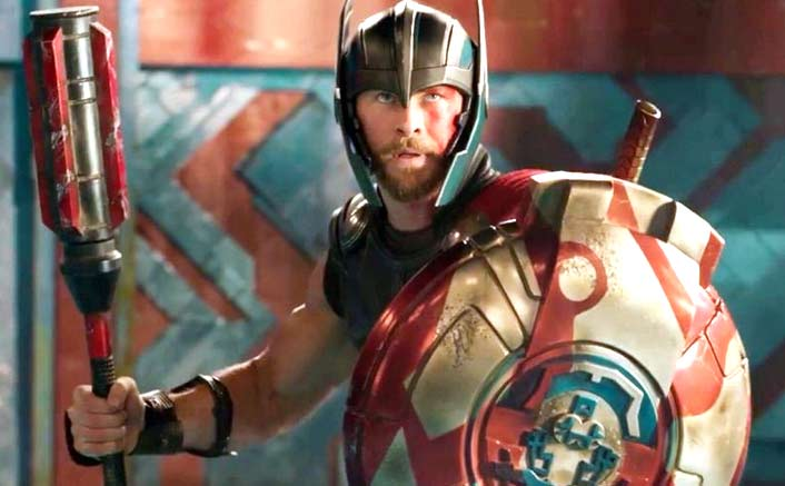 Headline: Thor: Ragnarok Remains Rock Steady On 1st Monday At The Indian Box Office