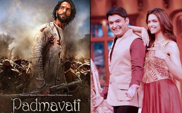 Here's What Kapil Sharma Has To Say About Padmavati Controversy