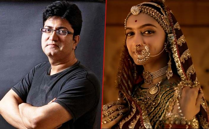 I have not watched 'Padmavati', says Prasoon Joshi!