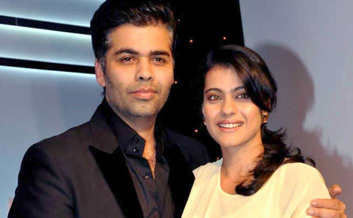 Kajol is a special part of my life, says Karan Johar