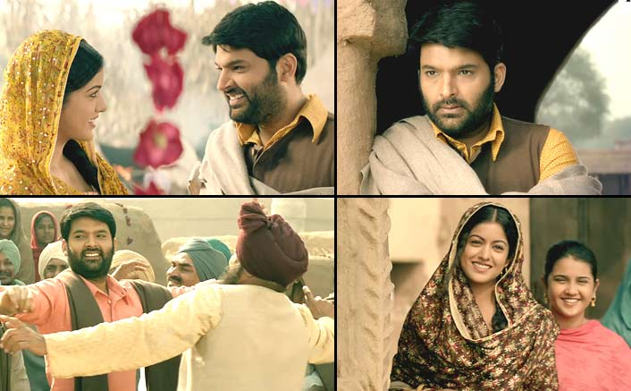 Kapil And Ishita Are Madly In Love In Sajna Sohne Jiha From Firangi