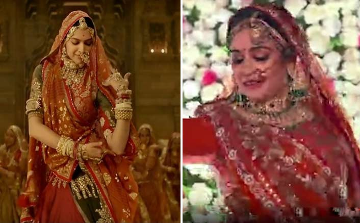 Karni Sena Is NOT HAPPY With Mulayam Singh's Daughter-In-Law Dancing To Padmavati's Ghoomar