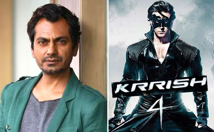 Krrish 4: Will It Be Nawazuddin Siddiqui V/S Hrithik Roshan In This Fourth Instalment?