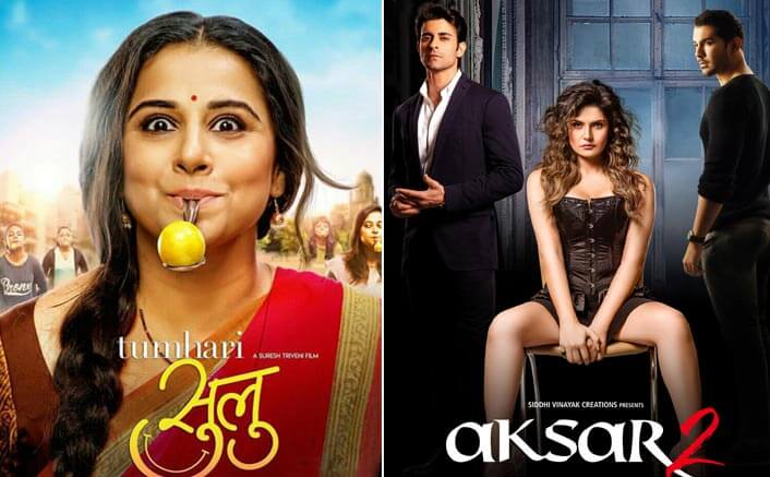 Morning Occupancy: Tumhari Sulu and Aksar 2 Have A Slow Star While Justice League Rules It On It's First Day