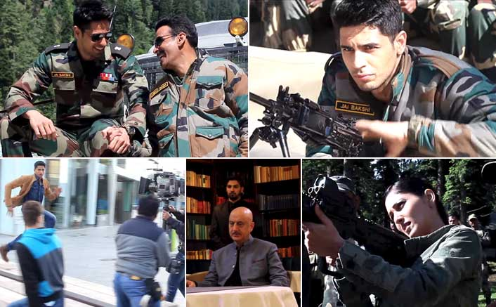 Neeraj Pandey teases the audience with 'Aiyaary sizzle'