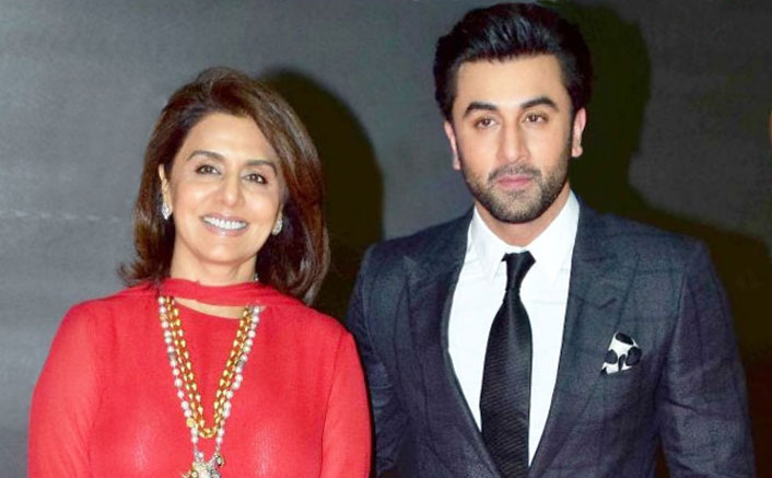 Neetu Kapoor continues to search for bride for Ranbir?