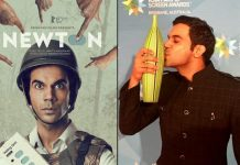 'Newton' wins two honours at APSA