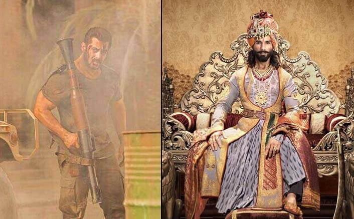 Padmavati Or Tiger Zinda Hai: Which Movie Will Score BIGGER On The 1st Day?