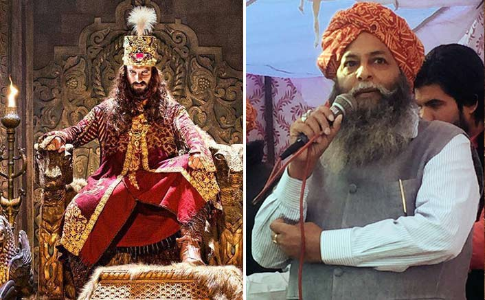 'Padmavati' row: Haryana BJP leader booked for offering bounty