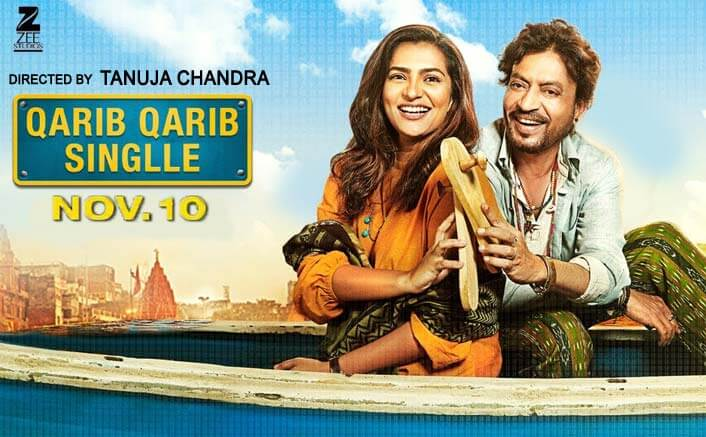 Qarib Qarib Singlle rakes in 1.75 Cr on Day One!