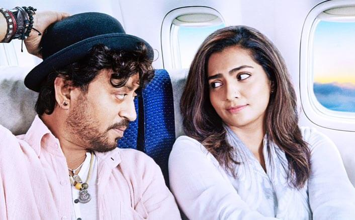 Irrfan Khan and Parvathy's romantic comedy mints Rs 1.75 crore