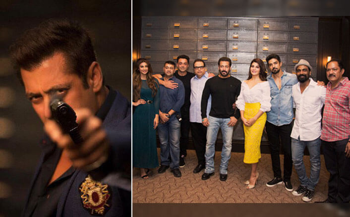 Tiger Zinda Hai Unveils New Still and Juke Box