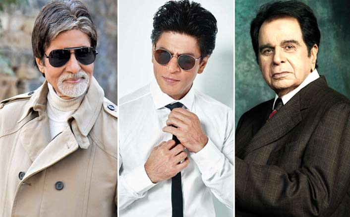 Scoop! Here's Why SRK Had Opted Out Of A Film Starring Big B & Dilip Kumar