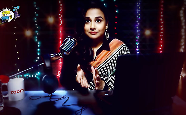 Sex is a feeling, not a taboo – Vidya Balan on ZOOM Studios