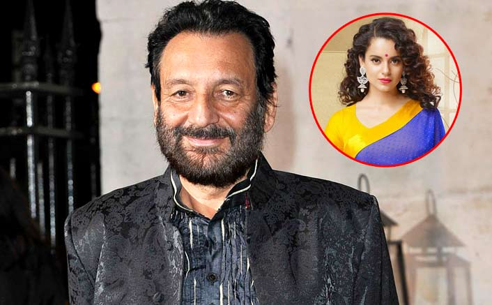 Shekhar Kapur writing a script for Kangana Ranaut