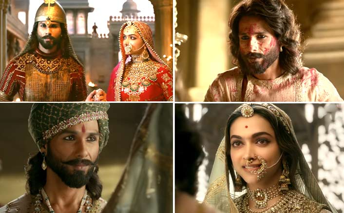 Song Alert! Ek Dil Ek Jaan From Padmavati Is What You Need To See Right Away